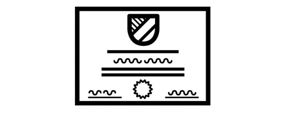 Diploma icon, designed by Jason D. Rowley