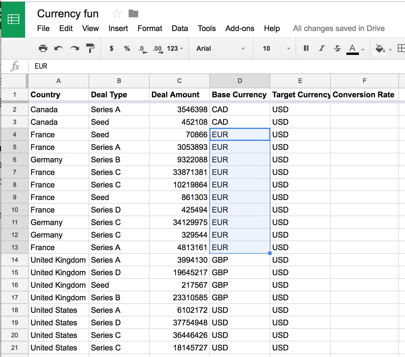 Autogenerating currency conversion formulas in google sheets using screenshot 2017 03 23 150954 buycottarizona